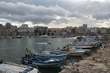 Heraklion Port Transfers