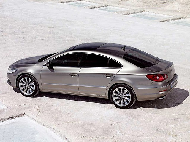 VW Passat is our private car group