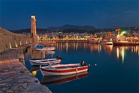 Rethymno shuttle transfer and taxi